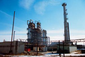 Обрабатывающая и нефтегазовая промышленность